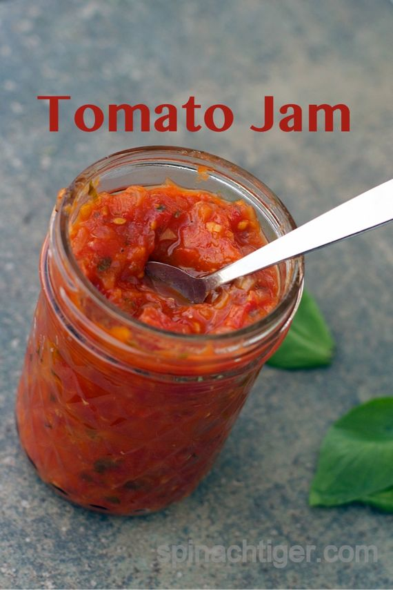 Sunset Tomato Jam and a not so Pinterest Life