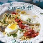 Spaghetti Breakfast by Angela Roberts