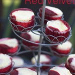 Red Velvet Cheesecake Cupcakes and the Romantic Properties of Vanilla