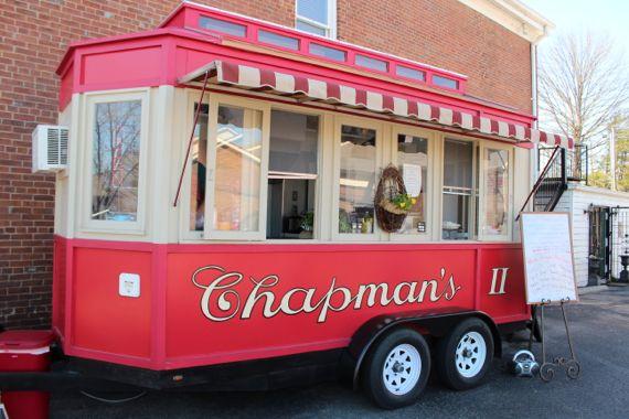 Post image for Chapman's II – The Resurging of Chapman's Pie Wagon in Historic Franklin