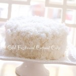 Coconut Cake by Angela Roberts