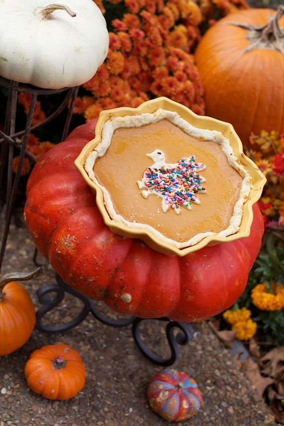 Pumpkin Cream Cheese Tart by angela roberts