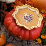 Pumpkin Cream Tart by Angela Roberts