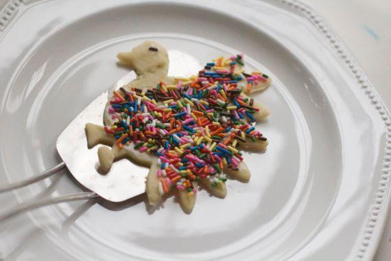Decoration for Pumpkin Cream Cheese Tart by Angela Roberts