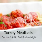 Turkey Meatballs by Angela Roberts