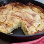 Apple Dutch Baby 3 by Angela Roberts