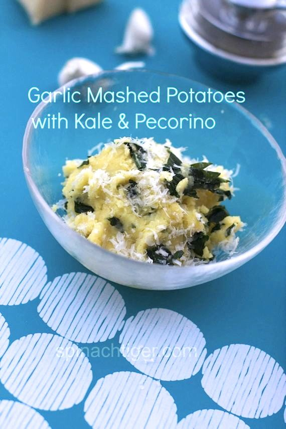 Kale Mashed Potatoes by angela roberts