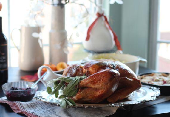 Cheesecloth Turkey