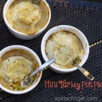 Mini Turkey  Pies By angela roberts