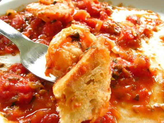 Big Fat Healthy Shrimp Recipes (Italian) from Spinach Tiger