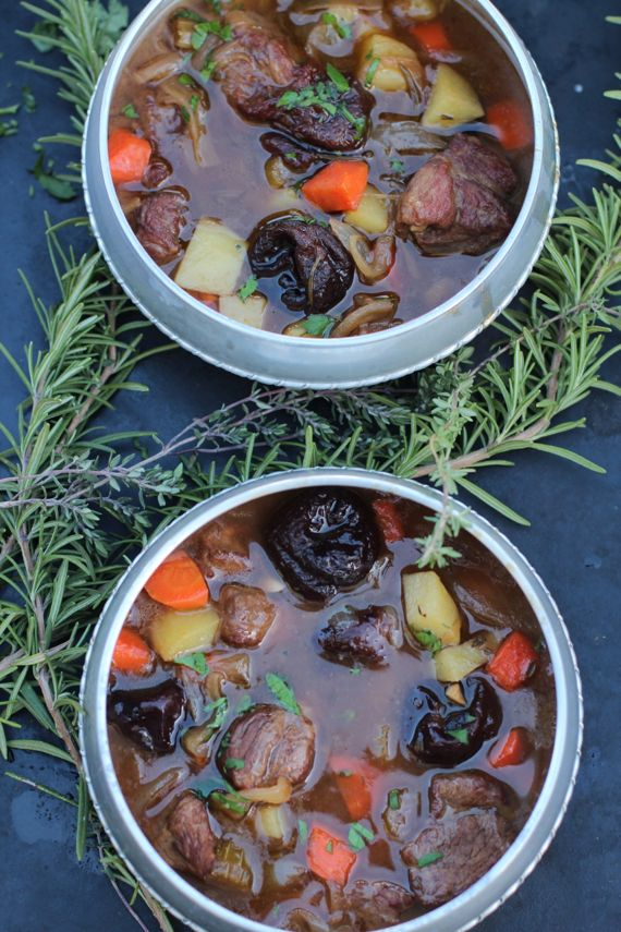 Hunger Games Lamb Stew - Version 2
