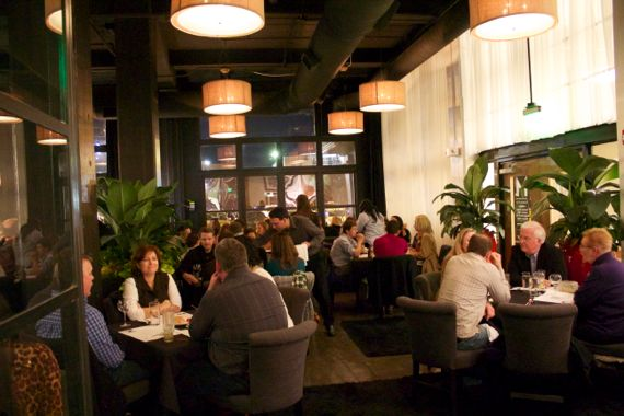 Post image for M Restaurant and Bar in Nashville