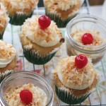Pineapple Cupcakes by angela roberts