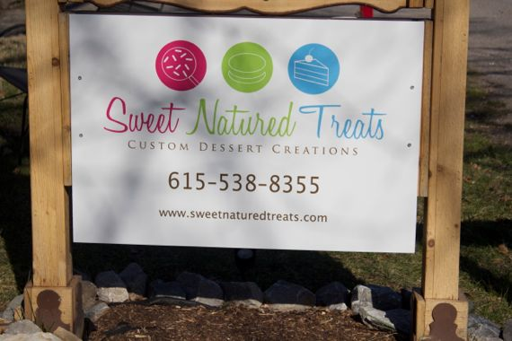 Sweet Natured Treats by Angela Roberts