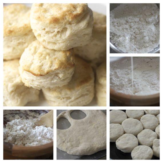 My best fluffy buttermilk biscuit by Angela Roberts