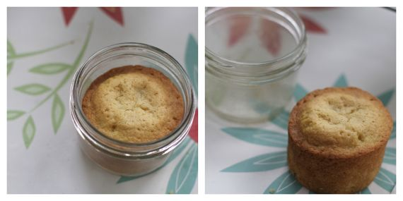 Jar Pineapple Cake by Angela Roberts