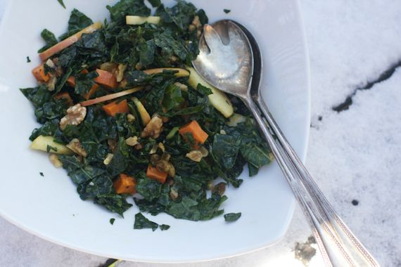 Kale Salad by Angela Roberts