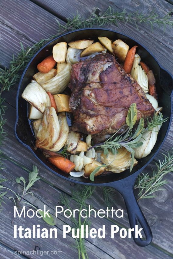 Mock Porchetta by ANgela ROberts