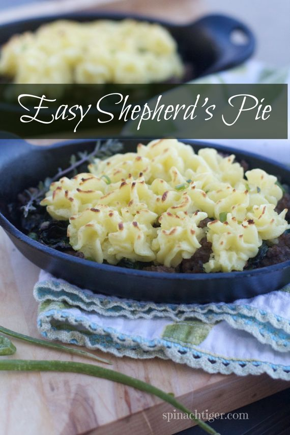 Shepherd's Pie Made Two Ways by angela roberts