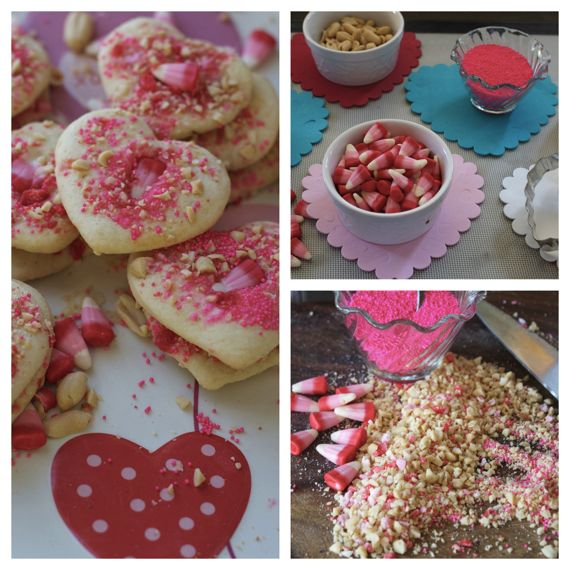 Heart Sugar Cookies by Angela Roberts