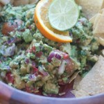 Authentic Guacamole by Angela Roberts