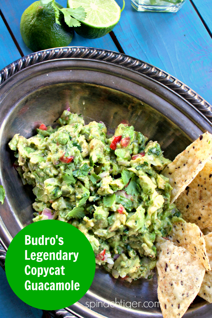 Guacamole - Low Carb Mexican Recipes from Spinach Tiger