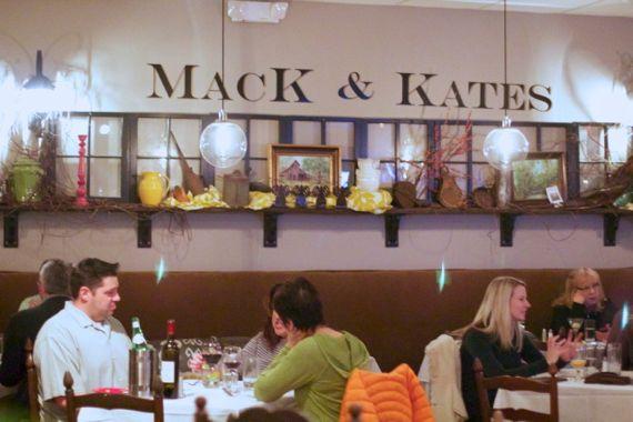 Post image for Mack & Kate's Cafe in Franklin