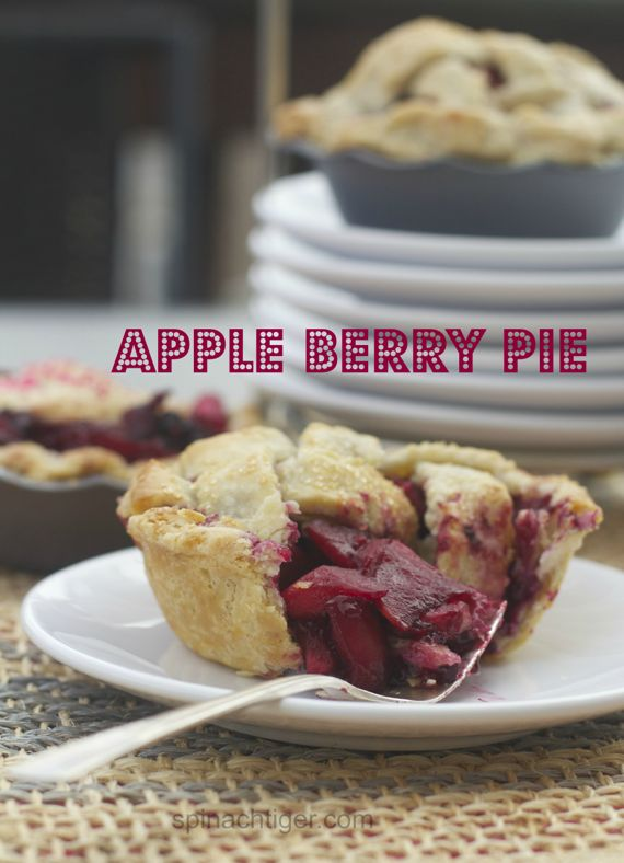Post image for Apple Berry Pie