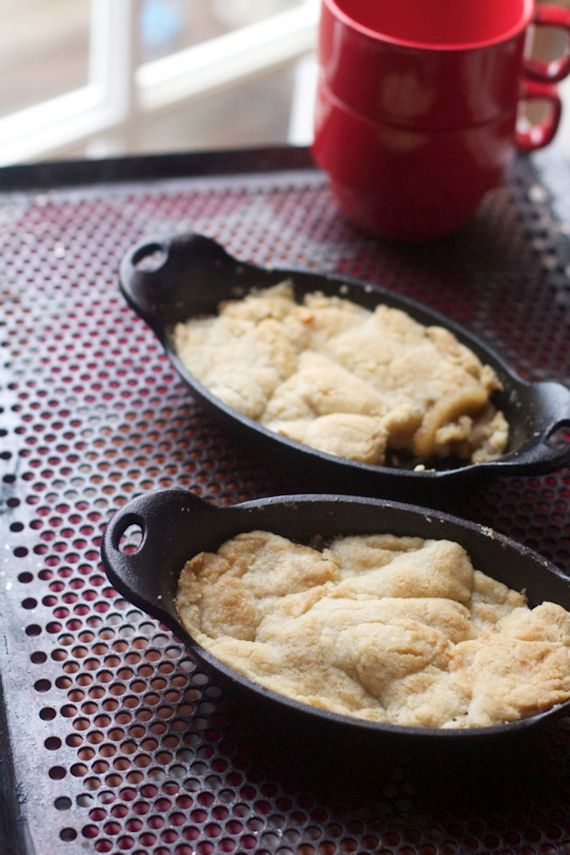 Swedish Inspired apple cake pie by Angela Roberts