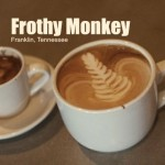 Frothy Monkey Franklin by Angela Roberts