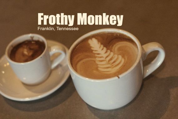 Frothy Monkey in Franklin, More than Coffee