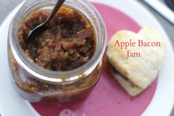 Apple Bacon Jam or How to Make a Bacon Appetizer that Rocks the Party