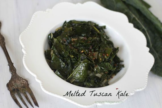 Melted Tuscan Kale