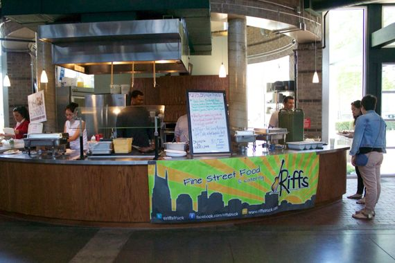 Riff's Sunday Brunch at the Nashville Farmer's Market by Angela Roberts