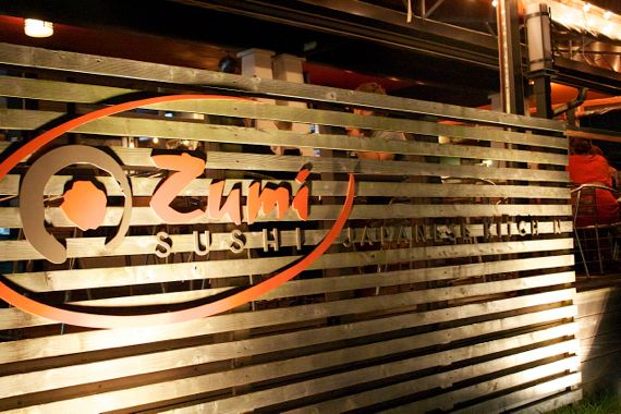 Zumi Japanese Kitchen Review by Angela Roberts