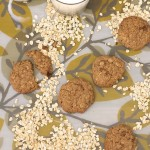 Oatmeal Spelt Cookies by Angela Roberts