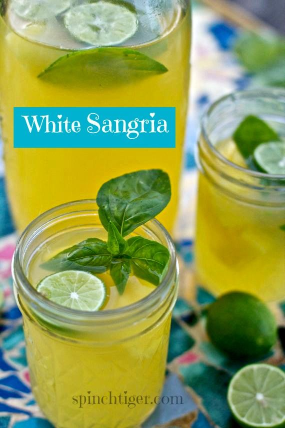 White Sangria by ANgela Roberts