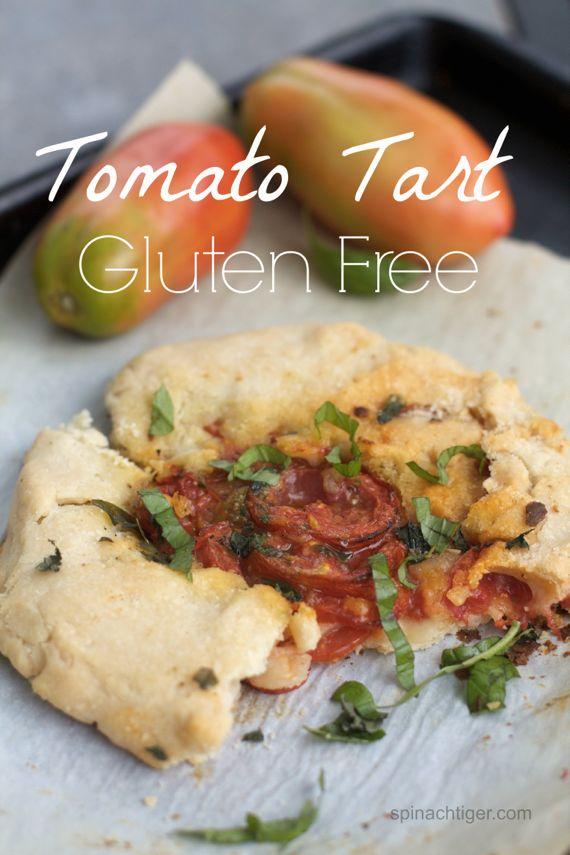 Gluten Free Tart Crust by Angela Roberts