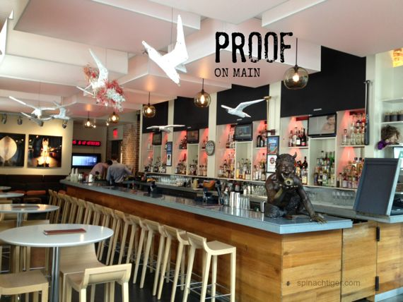 Proof on Main – Restaurant in Louisville