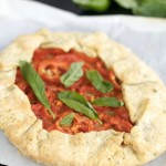 Tomato Galette by Angela Roberts