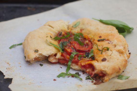 Gluten free pie crust by Angela Roberts