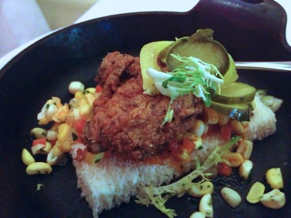 Proof on Main Hot Chicken in Louisville by Angela Roberts