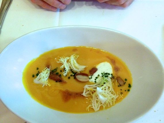 Proof on Main Carrot Soup in Louisville by Angela Roberts