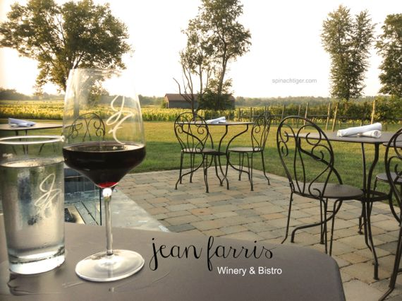 Jean Farris Winery and Bistro in Lexington, Kentucky