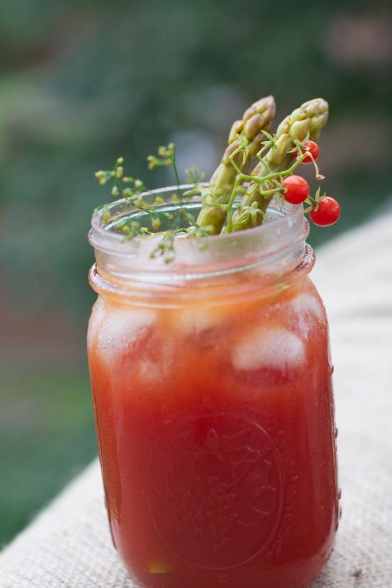 Bloody Mary from Spinach Tiger