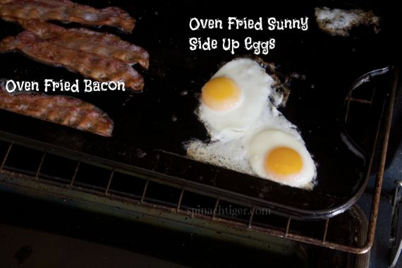 how to cook sunny side up eggs video