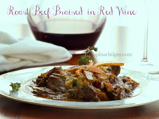 Pot Roast of Beef