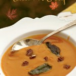 Autumn Soup by Angela Roberts
