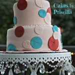 Cakes by Priscilla 9 by Angela Roberts