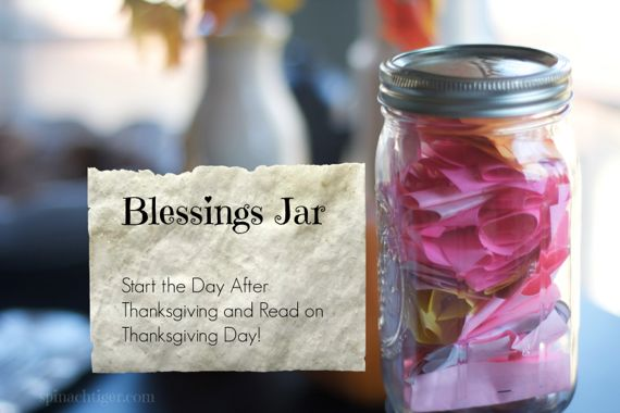 Blessings Jar  by Angela Roberts